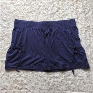 NWT Aerie Navy Blue Skirt